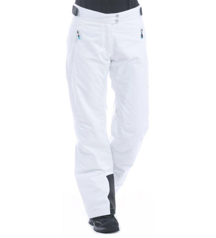 ALPINE PRO LUIGI Dámské kalhoty LPAD057000 bílá S