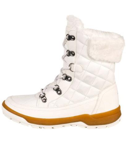 ALPINE PRO GERAINA Dámská zimní obuv LBTS281000 bílá 38