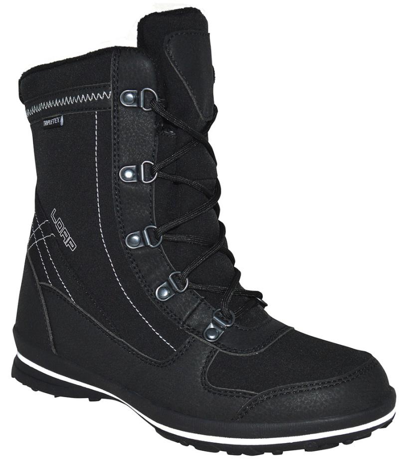50350e0cb93 LOAP DENIA Dámská zimní obuv SBL1749V11A black bl.de blanc 36