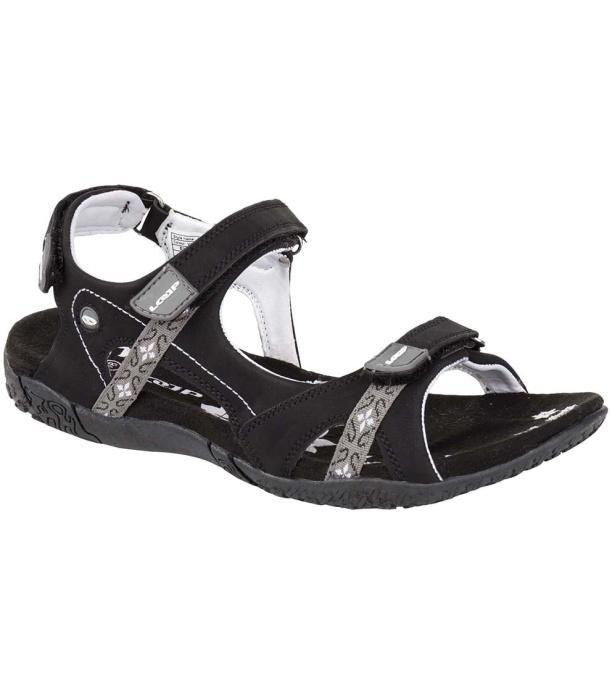 71f7d9970b2 LOAP CERRA Dámské sandály SSL18142V11A black bl.de blanc 36