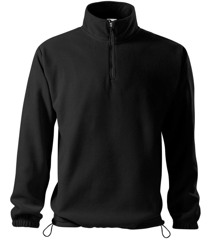 ADLER HORIZON Pánská fleece mikina 52001 černá S