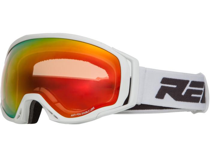 RELAX HERO Lyžařské brýle HTG41C bílá
