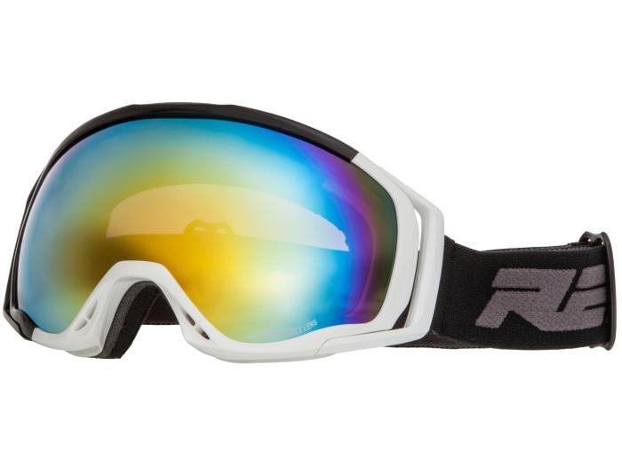 RELAX HERO Lyžařské brýle HTG41 černo bílá