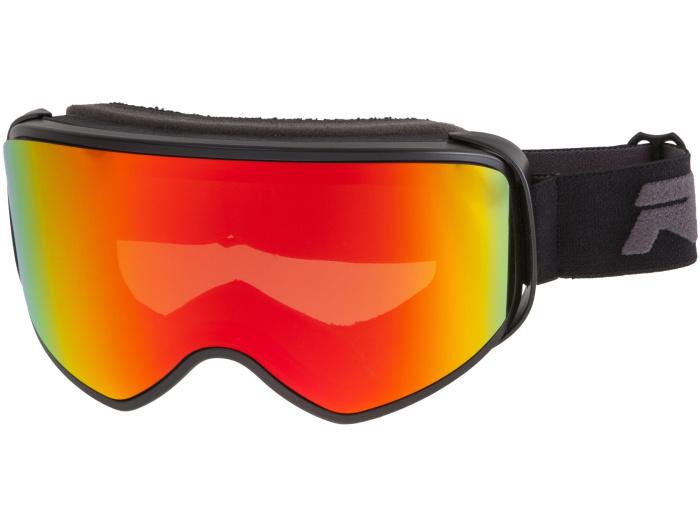 RELAX BROAD Lyžařské brýle HTG52B černá