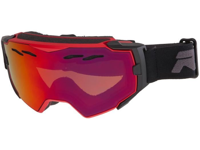 RELAX ARROW Lyžařské brýle HTG55A černá/červená