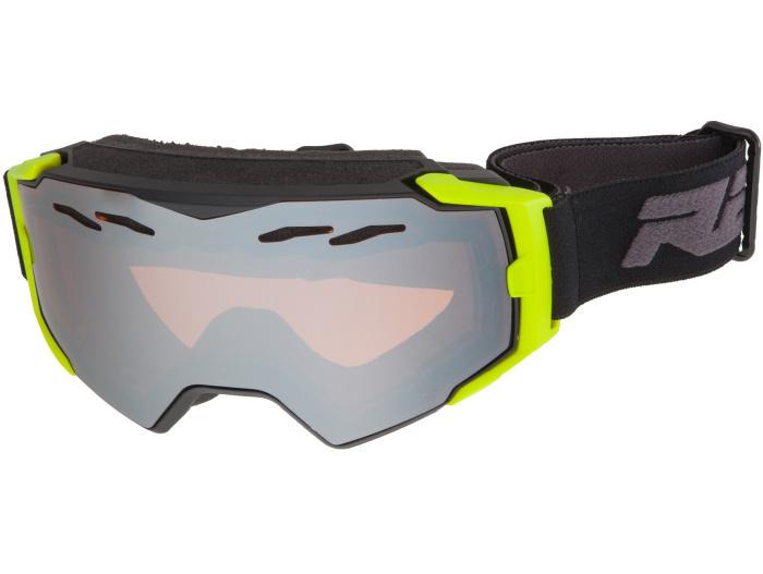 RELAX ARROW Lyžařské brýle HTG55 černo-žlutá