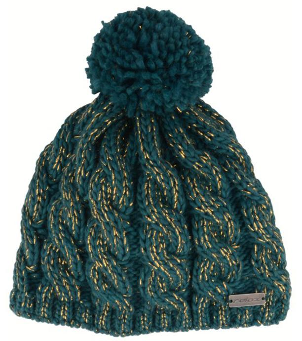 RELAX GOLDIE Zimní čepice RKH110B zelená