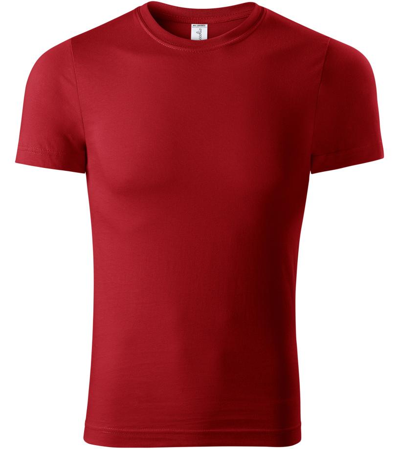 ADLER PARADE Unisex triko P7107 červená XXXL
