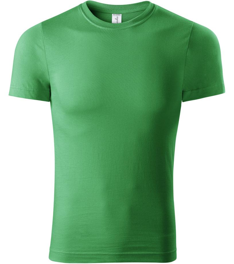 Piccolio Pelican Dětské tričko P7216 středně zelená