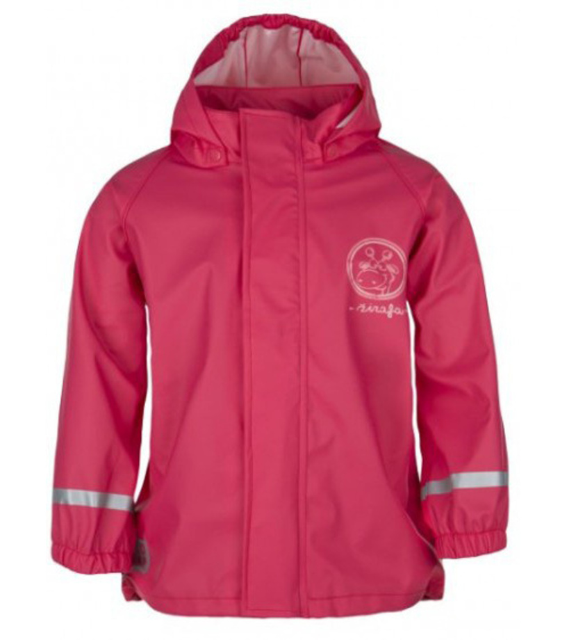 LOAP SILVESTR Dětská sportovní bunda .L5154J53J růžová 104