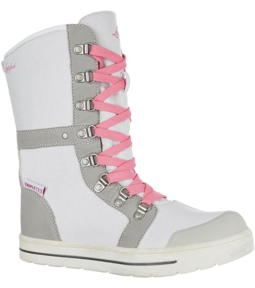 LOAP ALBA Dámské zimní boty HSL14151A08J bílá 37
