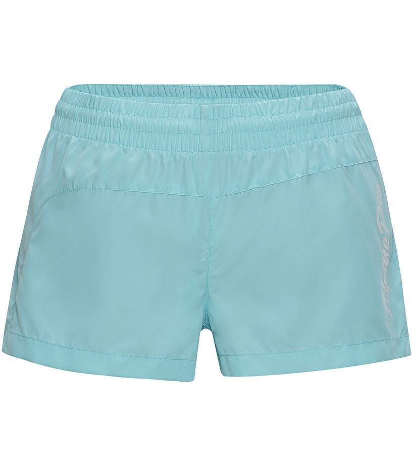 ALPINE PRO CLEOFA Dámské šortky LPAG112634 Light blue