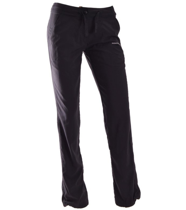 NORTHFINDER GISELLE Dámské kalhoty NO-4107OR5100 šedá L