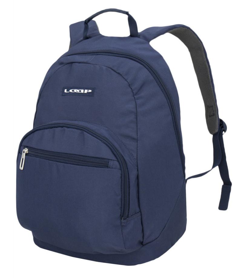 LOAP ROOT S Batoh do školy BA15165L45 modrá -