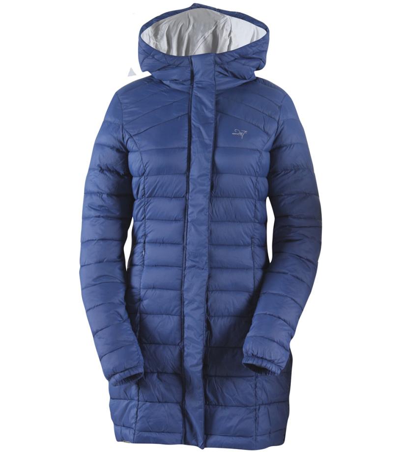 2117 OF SWEDEN Dalen Dámský zimní kabát 7618945040 Deep navy