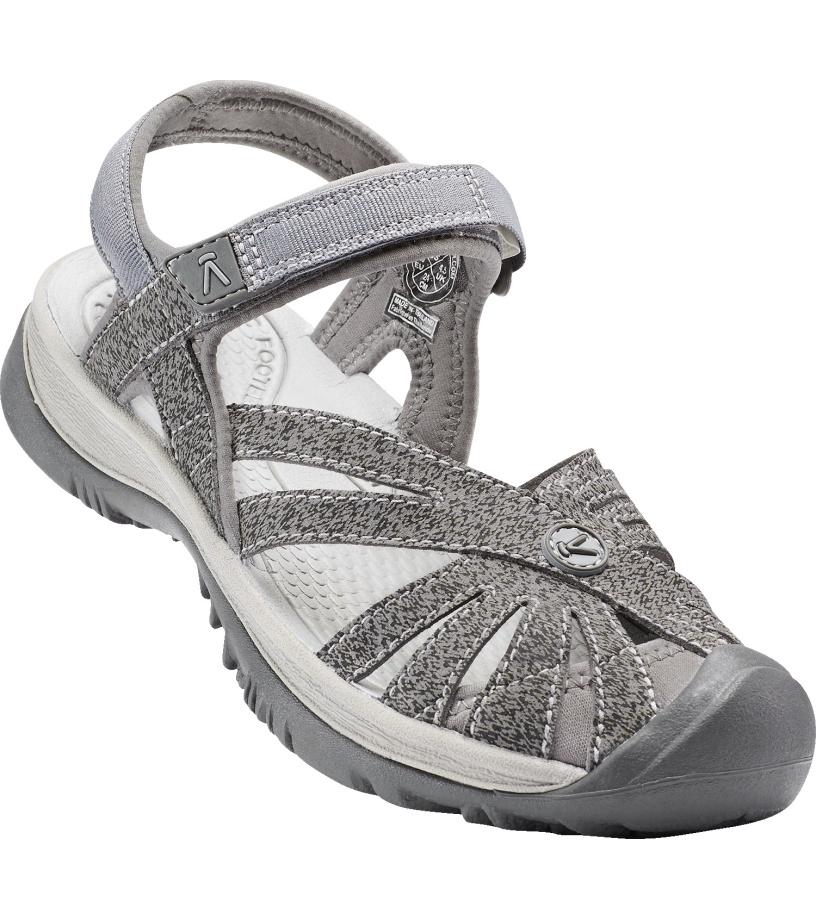 KEEN ROSE SANDAL W Dámské sandály 10005830KEN01 gargoyle/raven 6(39)