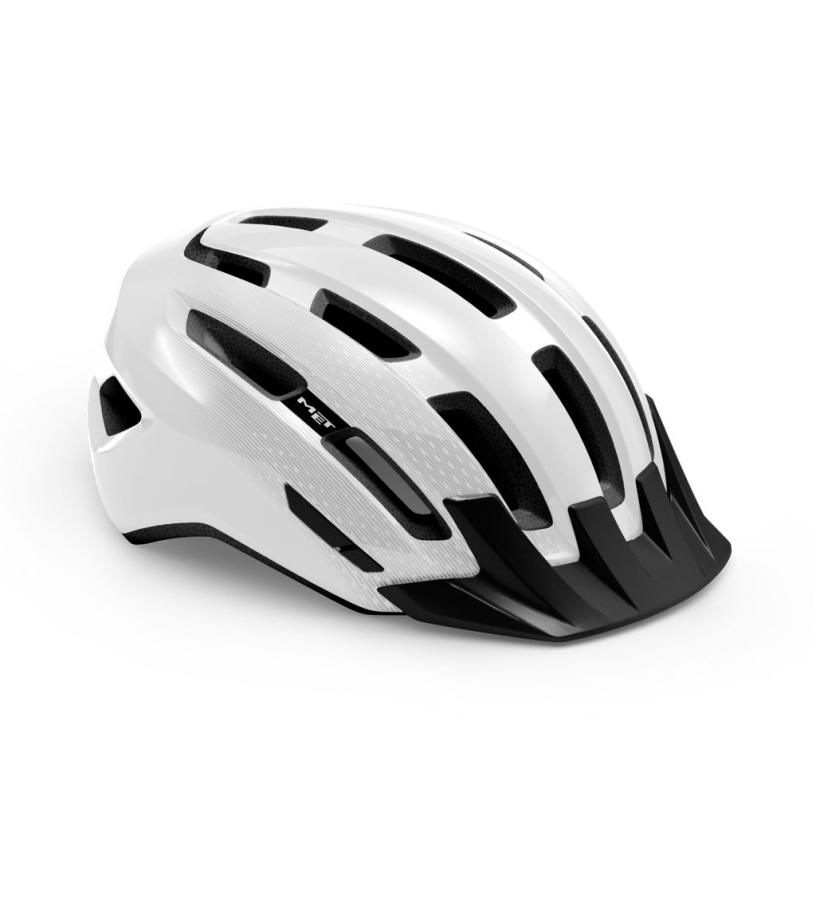 DOWNTOWN MIPS Cyklistická helma 3HM137CE00WHT M/L