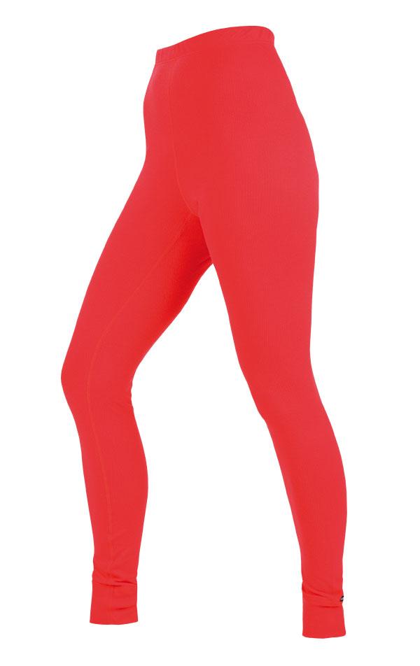 LITEX Funkční termo legíny dámské dlouhé. 55143306 červená S