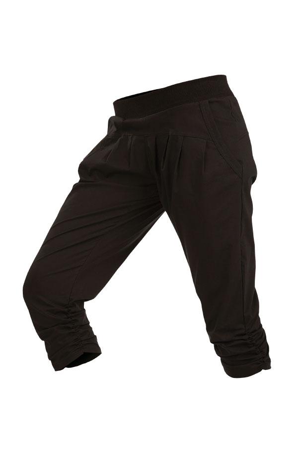 LITEX Kalhoty dámské v 3 4 délce. 55248901 černá L 1f8ab3032d
