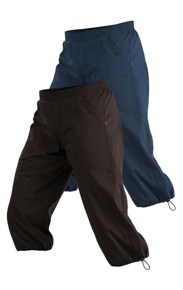 LITEX Kalhoty pánské v 3/4 délce. 55260901 černá