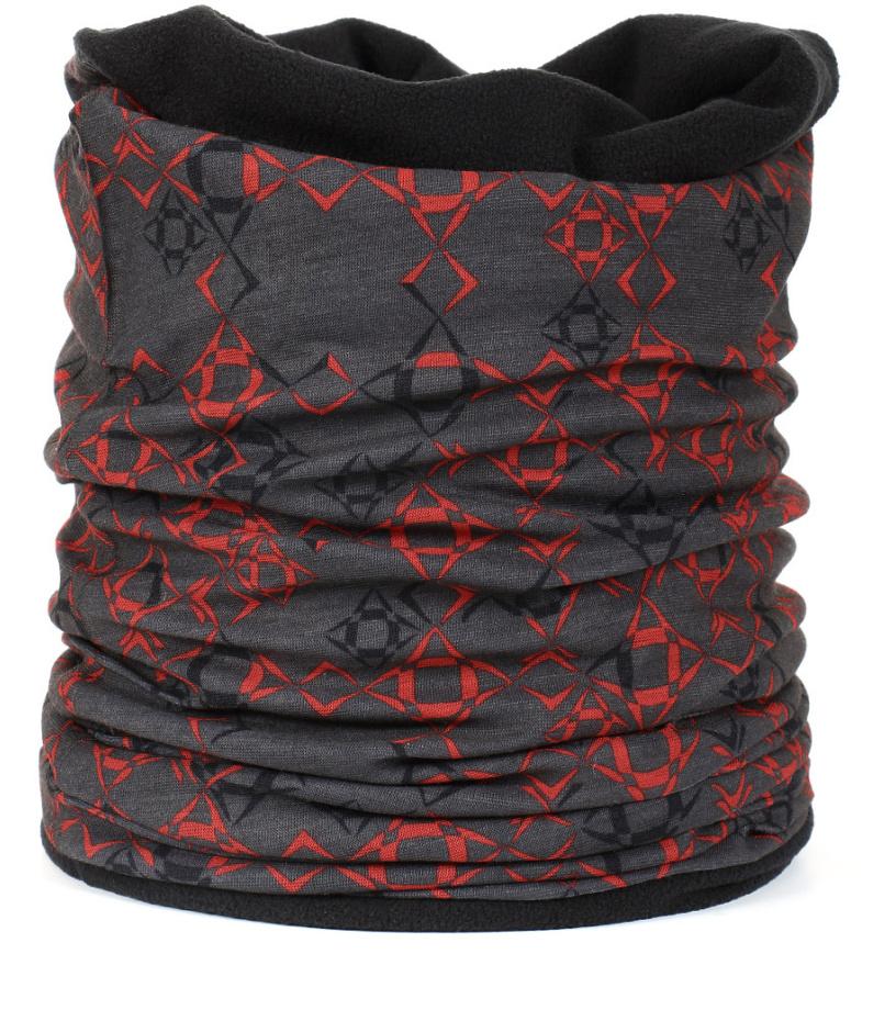 Finmark Multifunkční šátek s fleecem FSW-802