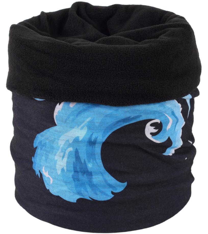 Finmark Multifunkční šátek s fleecem FSW-804 UNI 02463c6a85