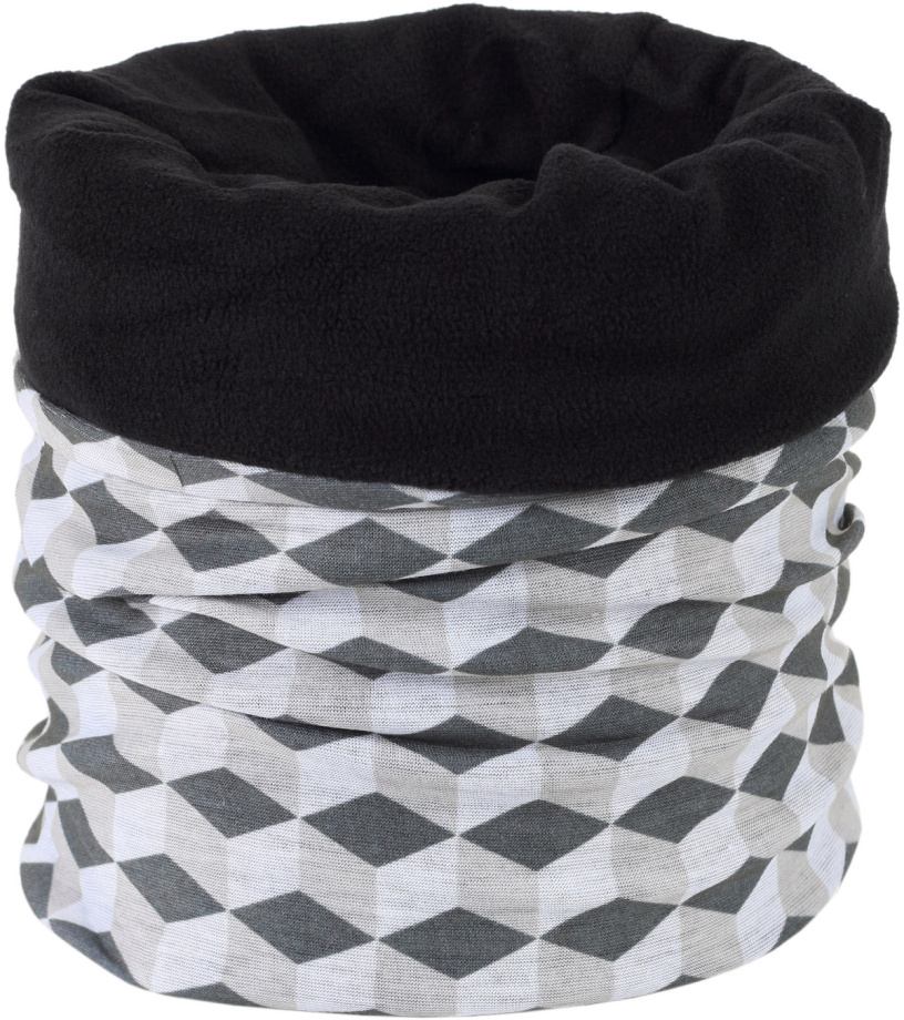 Finmark Multifunkční šátek s fleecem FSW-806