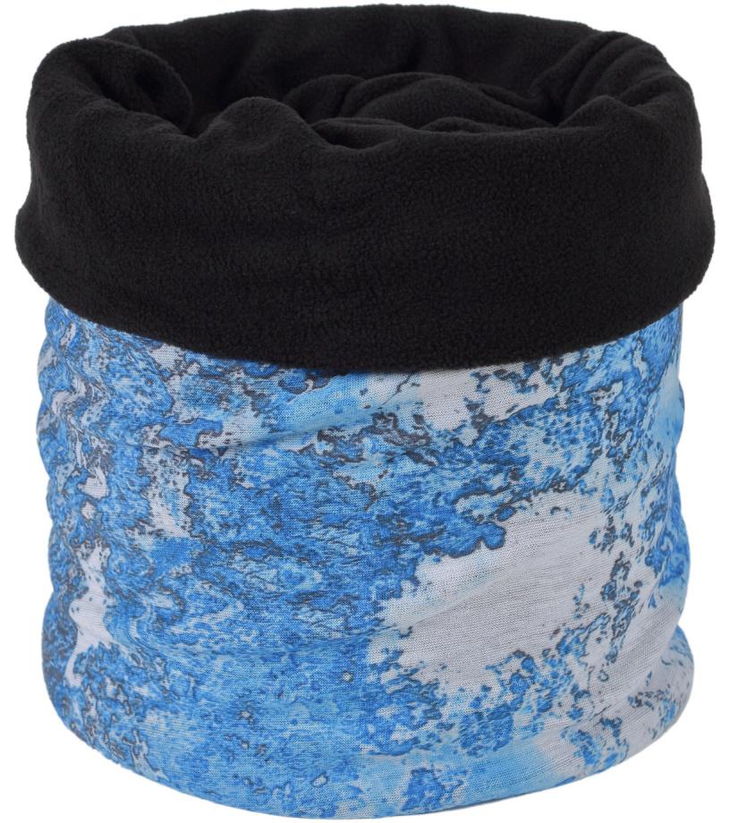 Finmark Multifunkční šátek s fleecem FSW-809