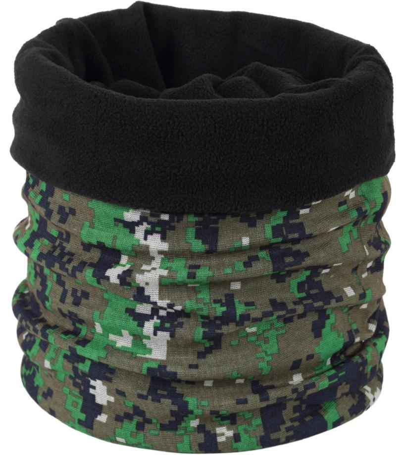 Finmark Multifunkční šátek s fleecem FSW-810