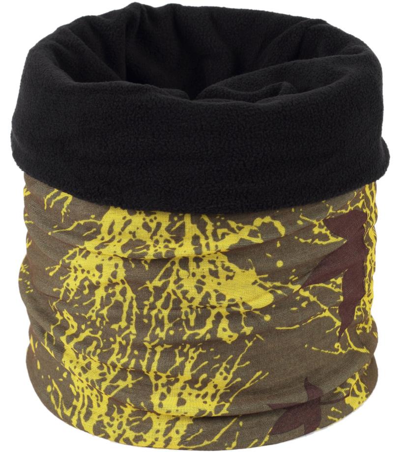 Finmark Multifunkční šátek s fleecem FSW-812