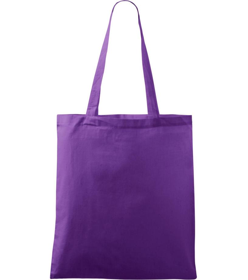 ADLER Nákupní taška malá Malá nákupní taška 90064 fialová