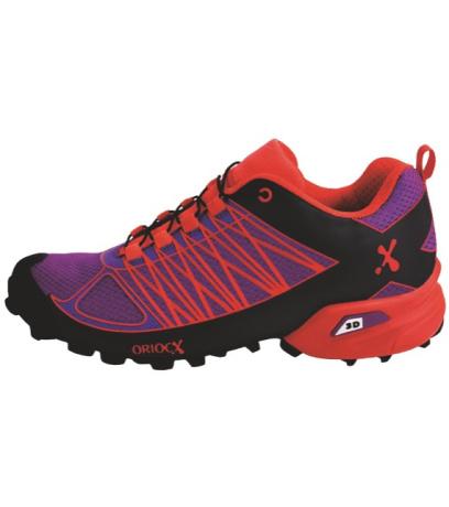 ORIOCX GALILEA Dámská běžecká obuv 0027ORIOVLT Fialová
