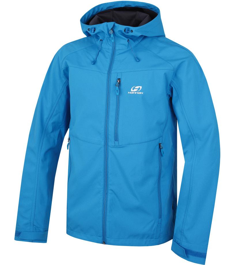 HANNAH Shiner Lite Pánská bunda 117HH0008SJ04 Blue aster L