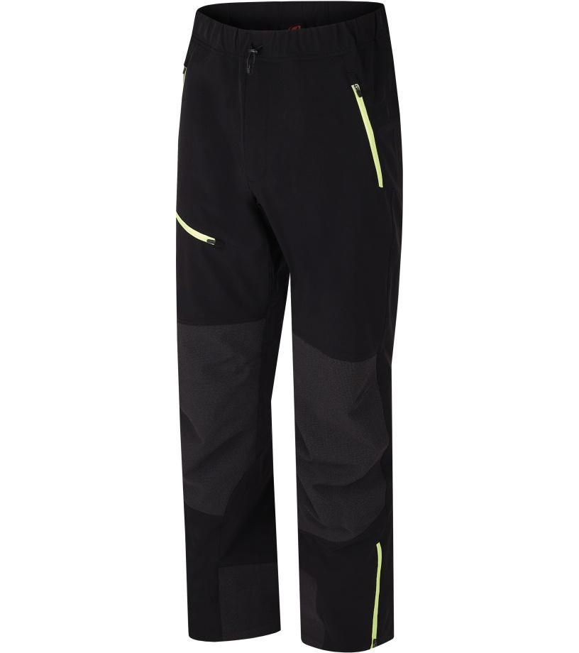 HANNAH Claim Pánské kalhoty 117HH0014SP02 Anthracite (green)