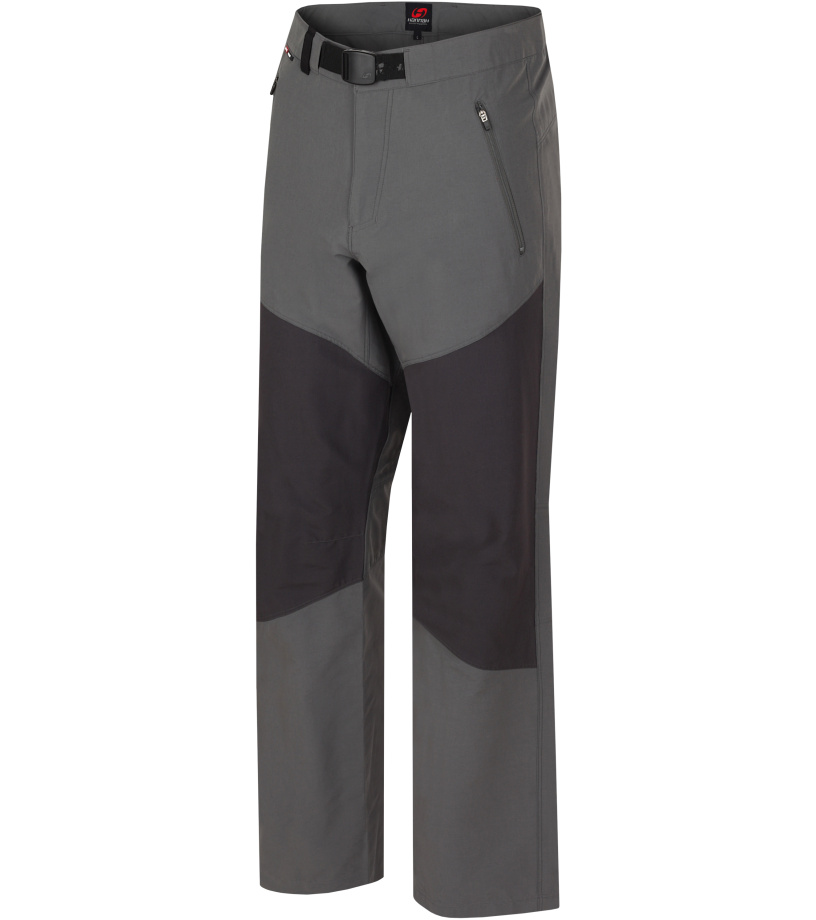 HANNAH Bedrock Pánské kalhoty 117HH0017LP02 Pewter/graphite