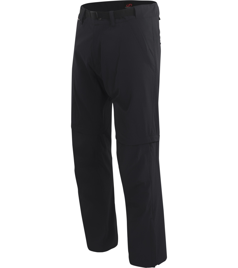 HANNAH Thumble Pánské kalhoty 117HH0019LP01 anthracite M