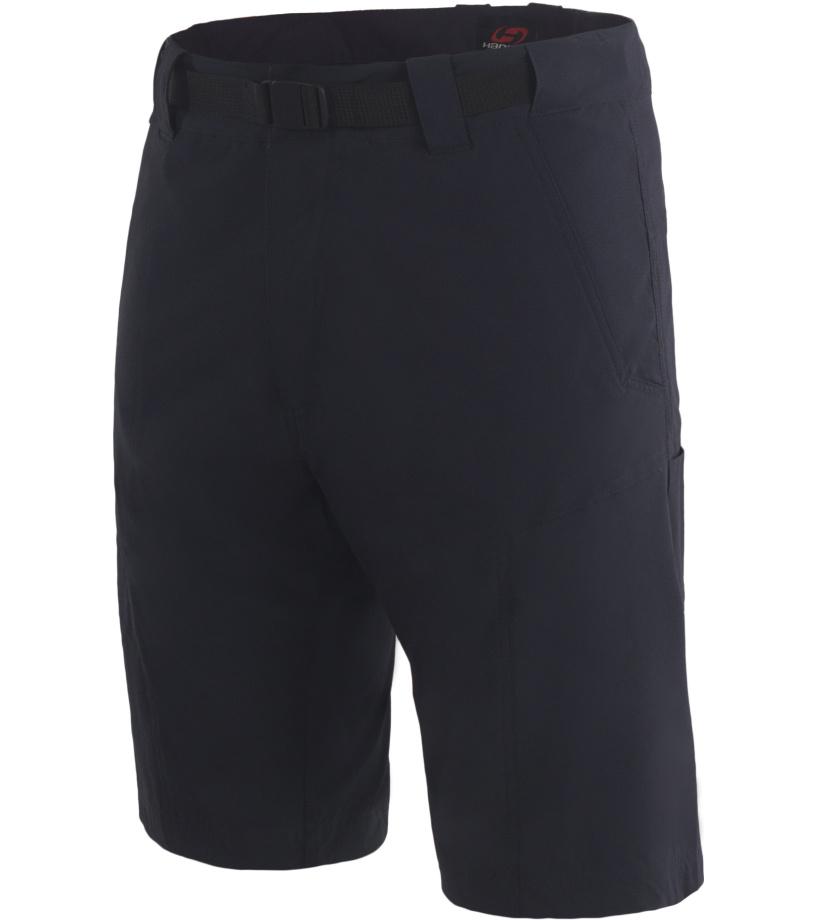 HANNAH Sten Pánské šortky 117HH0021LK01 anthracite S