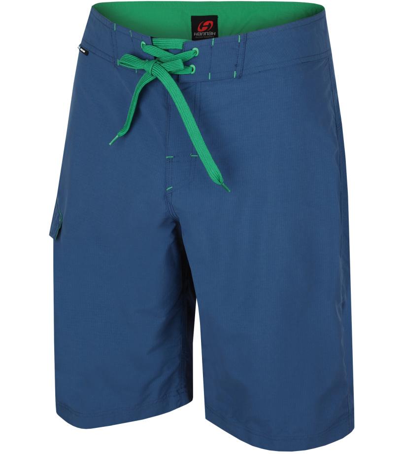 HANNAH Vecta Pánské šortky 117HH0026LK02 Ensign blue L