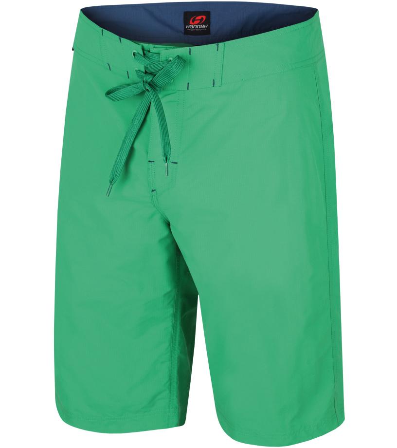 HANNAH Vecta Pánské šortky 117HH0026LK03 Bright green L