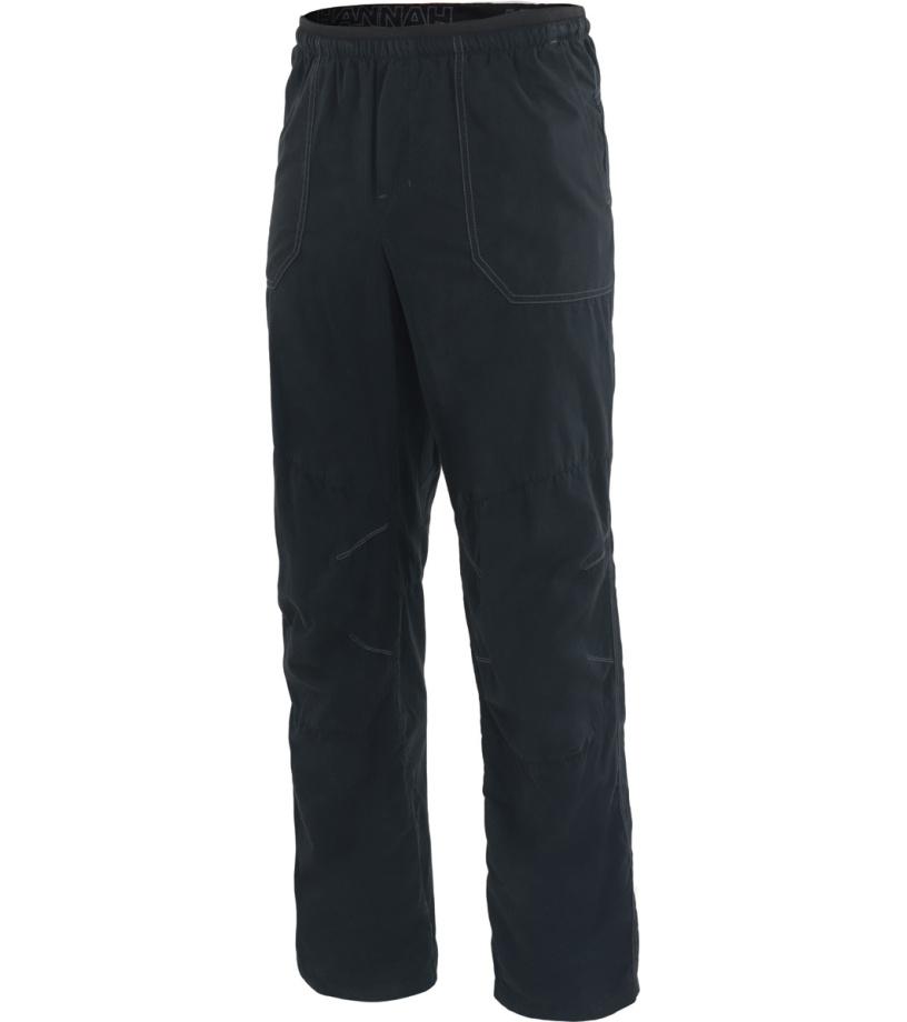 HANNAH Blog Pánské kalhoty 117HH0054LP01 Stretch limo