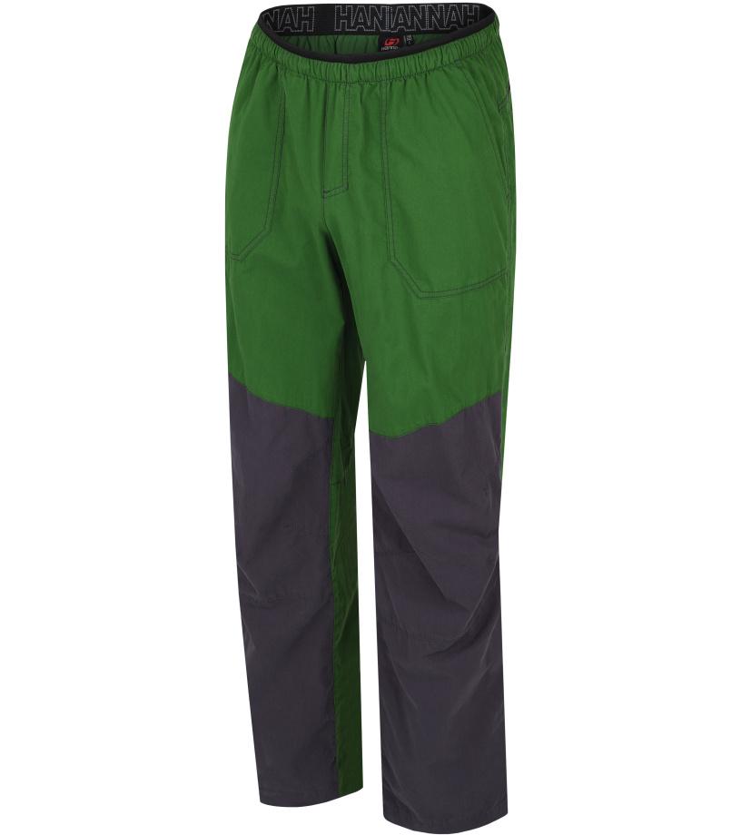 HANNAH Blog Pánské kalhoty 117HH0054LP06 Treetop/graphite