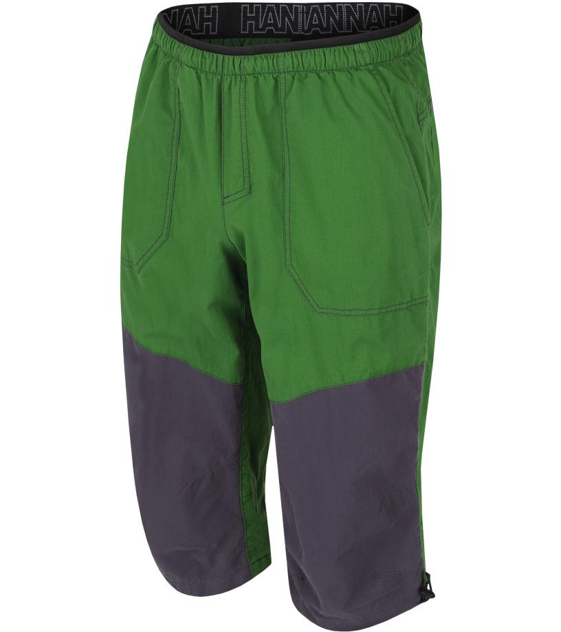 HANNAH Hug Pánské 3/4 kalhoty 117HH0055LC05 Treetop/graphite