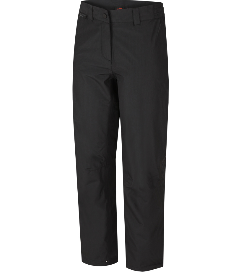 HANNAH Brown Dámské kalhoty 117HH0068LP01 anthracite 40
