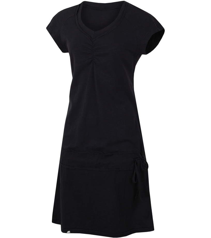 HANNAH Catia Dámské šaty 117HH0111LD01 anthracite 40
