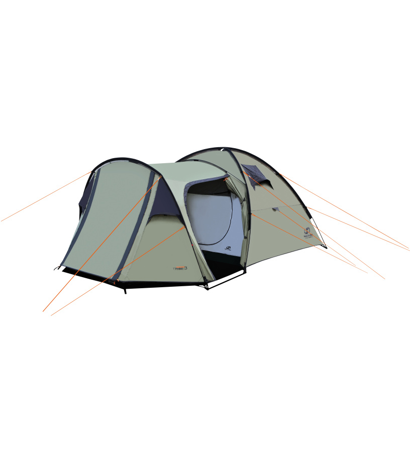HANNAH Tribe 3 Stan pro 3+1 osoby 117HH0156TS01