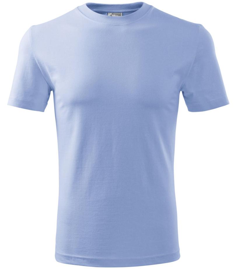 ADLER Classic New Pánské triko 13215 nebesky modrá S