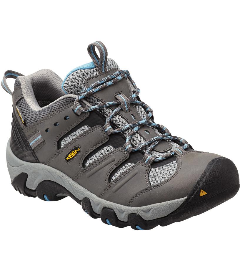KEEN Koven WP W Dámské trekové boty KEN1203072803 gargoyle/alaskan blue 3,5(36)