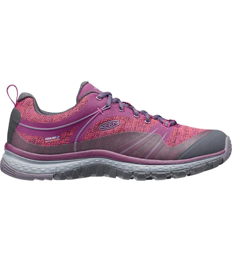 KEEN TERRADORA WP W Dámské sportovní boty KEN1203129203 dark purple/purple sage 4(37)