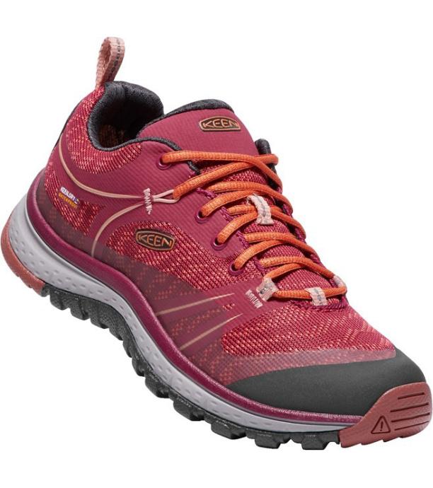 KEEN TERRADORA WP W Dámské sportovní boty KEN1203129205 rhododendron/marsala 6(39)