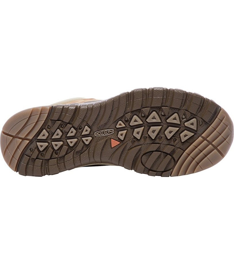 KEEN TERRADORA LEATHER MID WP W Dámské outdoorové boty KEN1204133502  timber cornstalk 5 7e9a97b179
